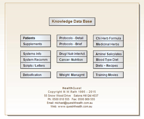 knowledge DB